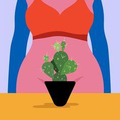 Menstrual Cup, Sticker Ideas, Illustrations, This Or That Questions, Illustration, Illustrators