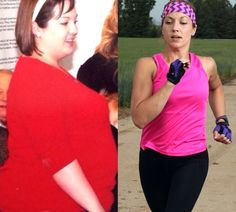 Katie Fought Depression With Exercise — and Lost 137 Pounds