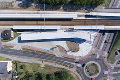 RYSY Architekci, Piotr Krajewski · The Transport Hub in Solec Kujawski