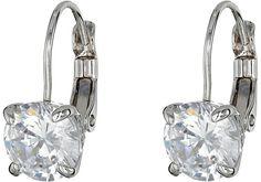Cole Haan Lever Back Cubic Zirconia Earrings Earring