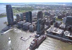 Fotos de Jersey City - USA - Cidades em fotos