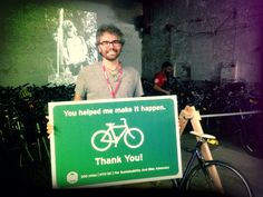 Thank you to everyone who donated so far! You are part of this effort for a better future! #cclride #climateride