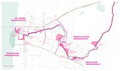 Urban Landscape Lab (2012/13): Fall Kill Creek Master Plan, via gsapp.org
