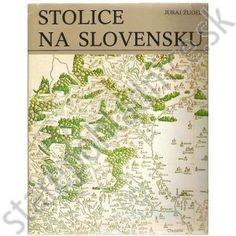 Stolice na Slovenske. Vintage World Maps