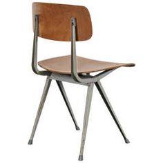 Friso Kramer Result Chair First Edition, 1958