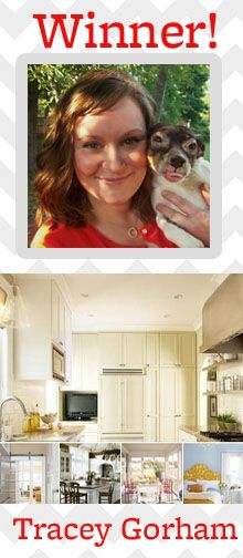 Congratulations to Pin & Win Finalist Tracey Gorham! See her winning board here: http://pinterest.com/traceygorham/my-better-homes-and-gardens-dream-home/