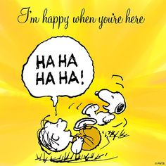"""35.6k Likes, 4,289 Comments - Snoopy And The Peanuts Gang (@snoopygrams) on Instagram: """"Tag someone who makes you happy."""""""