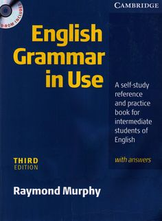 Good online test based on Murphy's Grammar in Use. 50 questions...