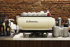 Coffee Sales and Advice Espresso Maker, Espresso Coffee, Coffee Love, Coffee Machine Design, Coffee Bar Design, Coffee Shop Menu, Green Cafe, Wholesale Coffee, Coffee Supplies