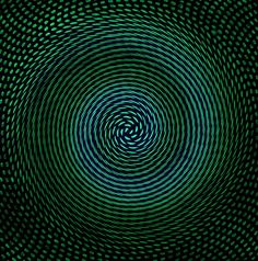 Spiral Fibonacci Digital Art by Twilight Vision