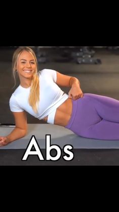 Best Abs Workouts Abs Workout Great abs workouts for girls for fitness. Fitness Workouts, Great Ab Workouts, Best Ab Workout, Abs Workout Routines, Fitness Workout For Women, Sport Fitness, Workout Videos, Yoga Fitness, At Home Workouts