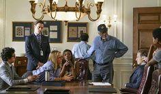 "Morgan Freeman, 'Madam Secretary"""