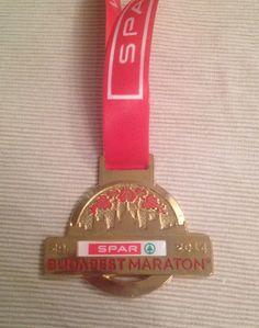 Budapest Finisher-Medaille