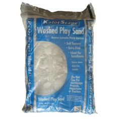 White Play Sand 40105130 at The Home Depot - Mobile