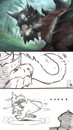 Monster Hunter X: Hunting Season is Open! - pixiv Spotlight
