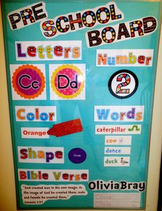 This is a great board.  Change it every week. Fun.  :)