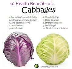Cabbage goodness