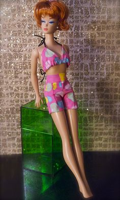 Vintage Barbie - Fashion Queen Barbie - Reproduction