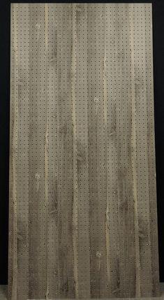 UKB-VB-2544-42 送料無料★当店オリジナル【有孔ボード】5φ25ピッチ 木目調 ビンテージブルー パンチング穴あきボード 厚さ4mm 910×1830 1枚入り