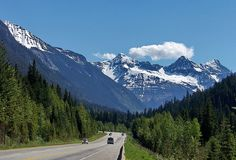 BC10f038 Rogers Pass Mountain Highway, BC 2010 by CanadaGood, via Flickr