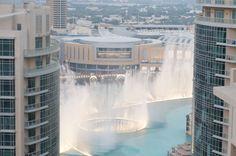 Fountain Burj Khalifa