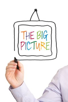 The Big Picture-Research indicates that companies perform better when their sales and marketing teams are closely aligned.