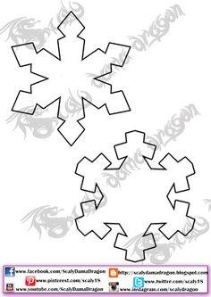 Copos de nieve kawaii hechos de fieltro y Goma eva o foamy DIYEsferas Navideñas de Hama beads