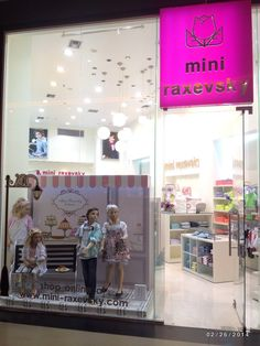Mini Raxevsky Boutique