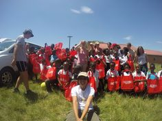 """My name is Anita Funkhouser and Ihave an opportunity this summer to work with Children and Animals in Port Elizabeth, South Africa for two weeks. I will be part of the Volunteers in South Africa. Their mission statement is """"Our purpose is to serve humanity and wildlife by facilitating ways and r..."""
