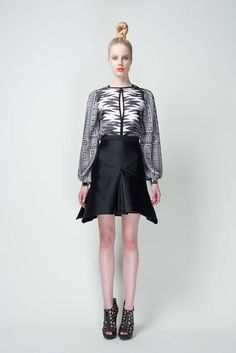 Bibhu Mohapatra | Resort 2013 Collection | Vogue Runway