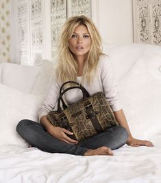 Kate Moss For Longchamp: Exclusive Interview With The Supermodel | Stylist Magazine