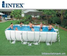 Hồ bơi phao INTEX 59482