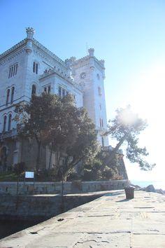 Castello Miramare #Trieste #Italia