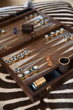 The Backgammon Board Solid Brass, Bespoke, Boards, Crafts, Beautiful, Taylormade, Planks, Manualidades, Handmade Crafts