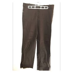 J. Crew Dark Brown Trouser J. Crew Dark Brown Trouser Size 10 J. Crew Pants Trousers