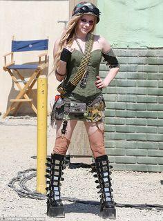 Tank girl coz