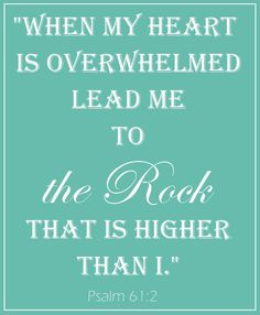 Ps 61:2
