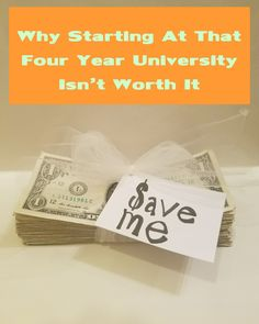Worth a read. I just learned a simple way to save money on my degree.