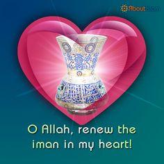 AMEEN!   #Faith #Iman #Dua