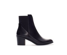 Image 1 of HIGH HEEL POINTED ANKLE BOOT from Zara $80