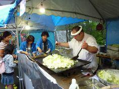 "Agosto, ""Festival"" Kitakaruizawa Gunma Japan"