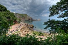 Secret to some - Ansteys Cove Torquay Secret Places, Travel And Leisure, Somerset, Cornwall, Devon, Nostalgia, River, Outdoor, Beautiful