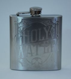 Holy Water Flask by Hydro74