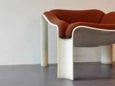 Model 301 lounge chair by Pierre Paulin for Artifort. 1967 - NOVAC Vintage