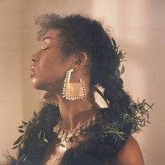 Black Women Deserve Better — neverbiso: Too dark for ??? Black Girl Aesthetic, Brown Aesthetic, Fairy Dust, Ethereal Beauty, Portraits, Brown Girl, Look At You, Brown Skin, Looks Cool