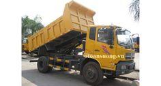 Xe Tải Ben Dongfeng 8t YuChai 180 - 33 Xe ben 8 tấn dongfeng - Tư vấn xe tải Đại lý xe tải giá tốt
