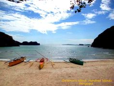 Governor's Island, Hundred Islands Alaminos Pangasinan Philippines