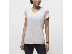 This shirt is soooo comfy!  Nike Loose Tri-Blend Women's T-Shirt - $30.00