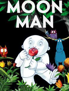 MoonMan I Tomi Ungerer