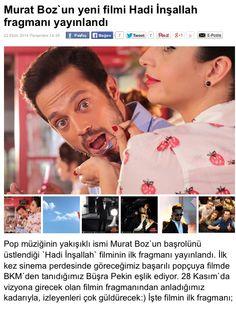 Klasik ama güzel bir film bakalım Murat'ın oyunculuğuna kaç puan vereceğiz